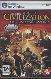Sid Meier's Civilization IV: Beyond The Sword (Expansion)