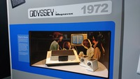 The Magnavox Odyssey, the first video game console, is released