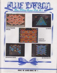 Blue Ribbon Games Disc Number 1