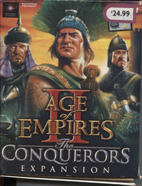 Age of Empires II: The Conquerors (Expansion)