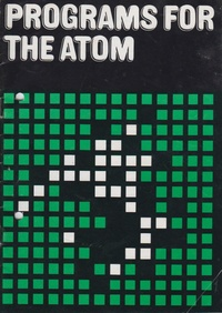 Programs for the Atom
