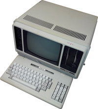 Tandy TRS-80 Model 4 P