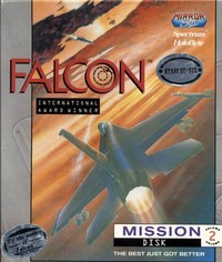 Falcon Mission Volume 2