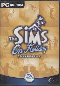 The Sims: On Holiday (Expansion)