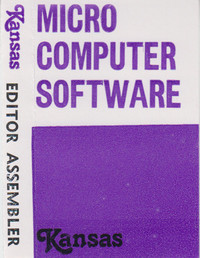 Micro Computer Software