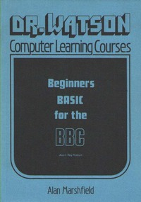 Beginner's BASIC for the BBC