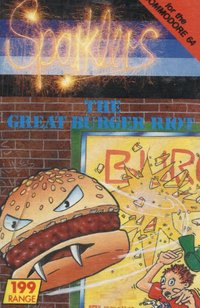 The Great Burger Riot