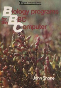 Biology programs for the BBC computer