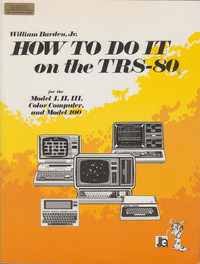 How to Do It on the TRS-80
