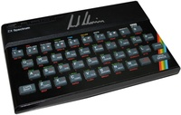 Sinclair ZX Spectrum Case (Signed)
