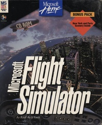 Microsoft Flight Simulator Ver.5.1 (with Bonus Pack)