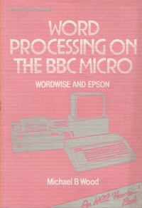 Word processing on the BBC Micro