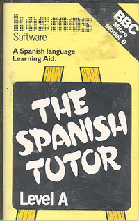The Spanish Tutor Level A