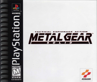 Metal Gear Solid (NTSC U/C)