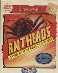 Antheads: It Came From The Desert II Expansion Disk