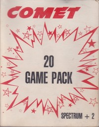 Comet 20 Game Pack