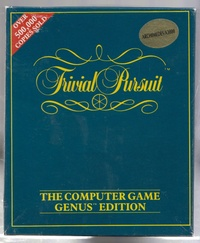 Trivial Pursuit - The Computer Game - Genus Edition
