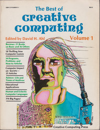 The Best of Creative Computing, Volume 1