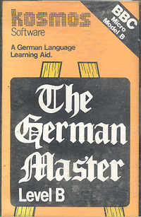 The German Master Level B