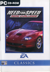 Need for Speed Road Challenge (EA Classics)