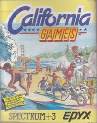 California Games (Disk)