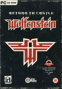 Return to Castle Wolfenstein (Disc Only)