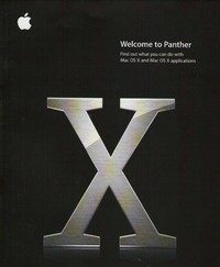 Mac Panther for OSX