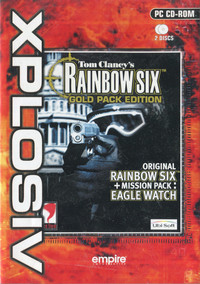 Tom Clancy's Rainbow Six (Xplosiv)