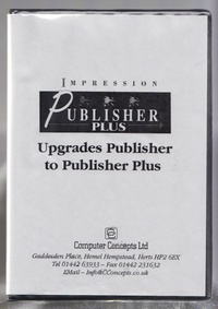 Impression Publisher Plus - Upgrade
