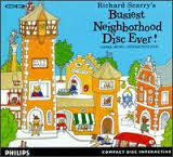 Richard Scarry's Busiest Neighborhood Disc Ever!