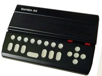 Eureka A4 Braille Computer and Personal Organiser