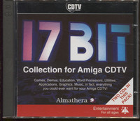 17 Bit Collection for Amiga CDTV