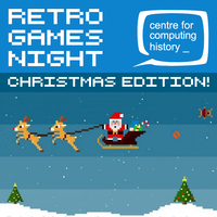 Retro Video Game Night (Christmas Edition) - Friday 6th December 2019