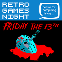 Retro Video Game Night - Friday 13th September 2019