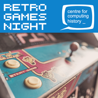 Retro Video Game Night - 8 September 2017