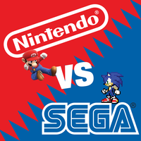 Nintendo vs Sega Night - 27 July 2019