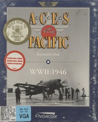 Aces Of the Pacific Expansion Disk WWII 1946