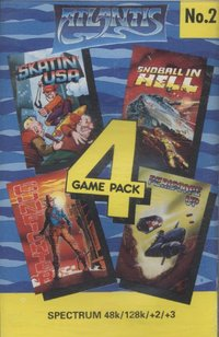 Atlantis 4 Game Pack