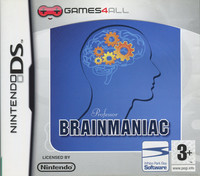Professor Brainmaniac