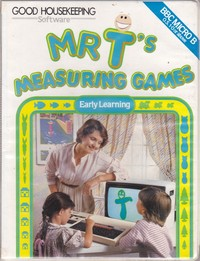 Mr T's Measuring Games