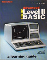 Advanced TRS-80 Level II Basic