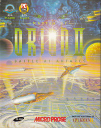 Master of Orion II Battle of Antares