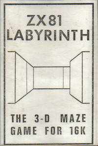Labyrinth (White Cover)