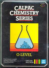 Calpac Chemistry Series - O Level