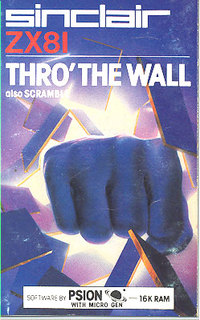 Thro' The Wall / Scramble