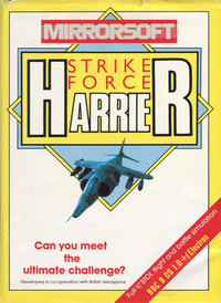 Strike Force Harrier (BBC Micro & Acorn Electron)
