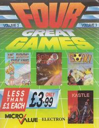Four Great Games Volume 3
