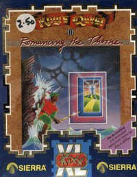 King's Quest II (Kixx XL Version)