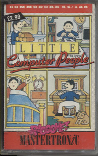 Little Computer People (Mastertronic)