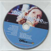 Just Imagine Microsoft Office 2000 CD